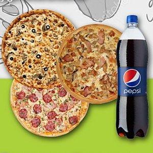 Пицца-сет №2, Non-Stop