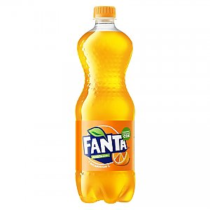 Fanta Апельсин 1л, The Best Cook
