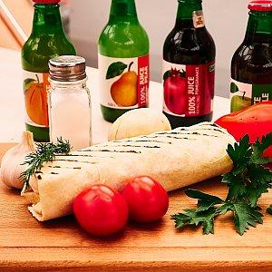 Шаурма Вегетарианская с морковью по-корейски, Шаурма От Души