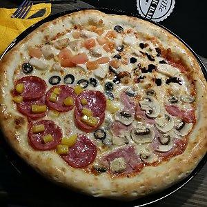 Пицца Четыре сезона, Black Food