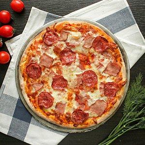 Пицца Супермясная 40см, МАМИН ПЕКАРЬ