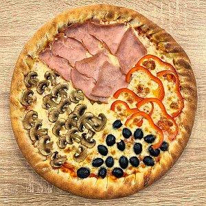 Пицца 4 сезона, Мега Бургер
