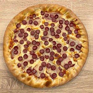 Пицца Баварская, Мега Бургер