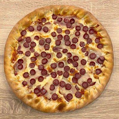 Заказать Пицца Баварская, Мега Бургер