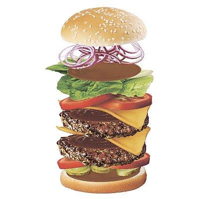 Заказать Мегабургер, Мега Бургер