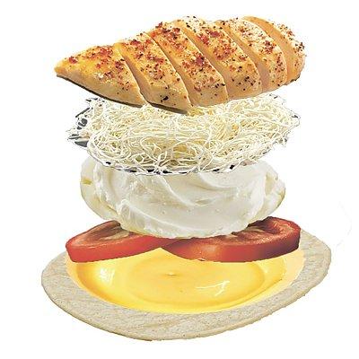 Заказать Чикенбургер, Мега Бургер