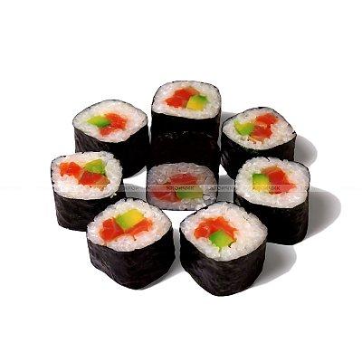 Заказать Сяке Авокадо Маки (8шт), Япончик