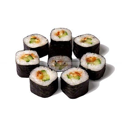 Заказать Унаги Маки (8шт), Япончик