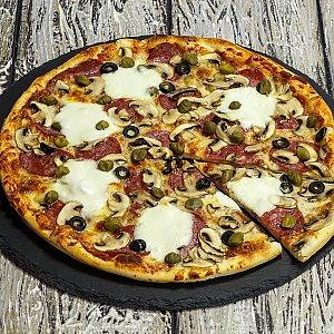 """Пицца """"Бергамо"""", Япончик"""