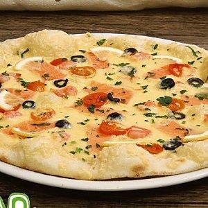 """Пицца """"Дары моря"""", JOY Cafe"""