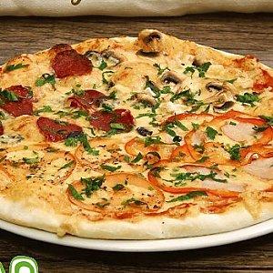 """Пицца """"4 сезона"""", JOY Cafe"""