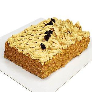 Торт Медуница с черносливом (за 1кг), Ирина-Сервис - Кондитерская
