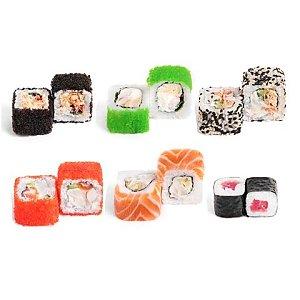 Сет №2, Sushi Fighter