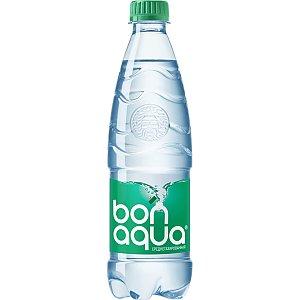 BonAqua среднегазированная 0.5л, BrestBurger
