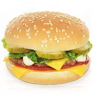 Чизбургер Большой, BrestBurger