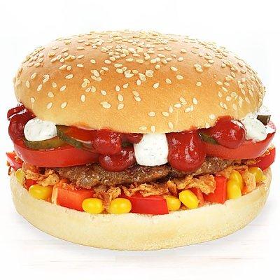 Заказать Мексиканский бургер, BrestBurger