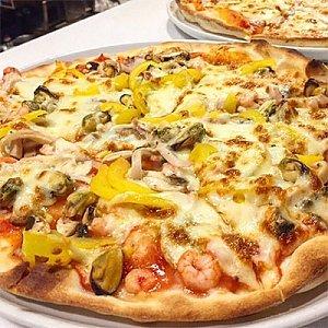 Пицца Неро ди Сеппия, Кардинале