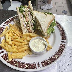 Сэндвич с индейкой, 7 Пятниц
