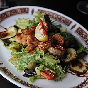 Салат с креветками, 7 Пятниц