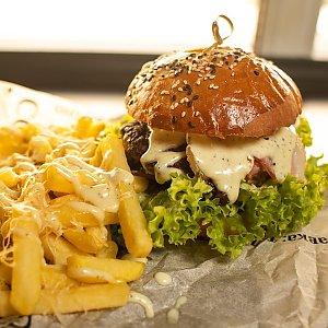 Трюфельный бургер, 7 Пятниц
