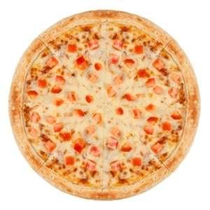 Пицца Маргарита 40см, РАЗ ДВА ПИЦЦА