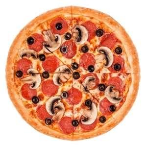 Пицца Итальянская 40см, РАЗ ДВА ПИЦЦА