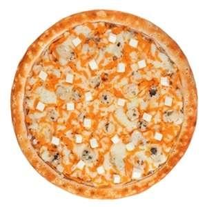 Пицца 4 сыра 40см, РАЗ ДВА ПИЦЦА