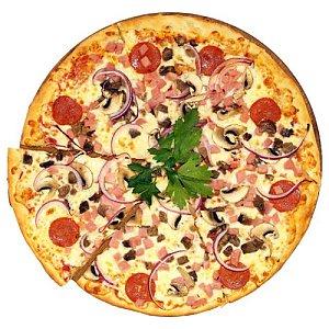 Пицца Карбонара 30см, БобрПицца.by