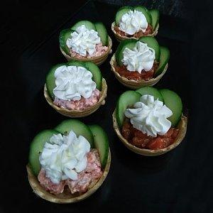 Закуска Киюри Айю, Fusion Food