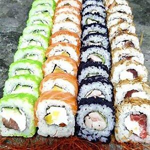 Сет Саппоро, Fusion Food