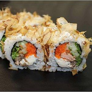 Урамаки Бонито Фьюжн, Fusion Food