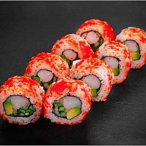 Урамаки Калифорния Классик, Fusion Food