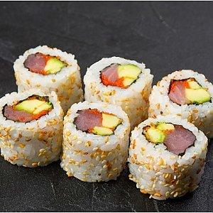 Урамаки Сочный Тунец Мини, Fusion Food