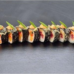 Темпура Фумисава, Fusion Food