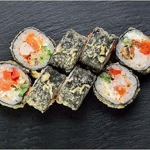 Темпура Фьюжн Темпура, Fusion Food