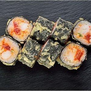 Темпура Эби Темпура, Fusion Food