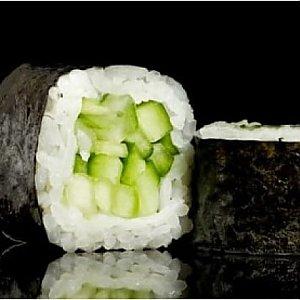 Хосо маки с огурцом, Fusion Food