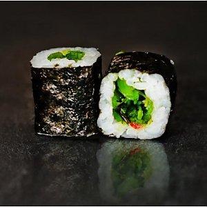 Хосо маки с чукой, Fusion Food