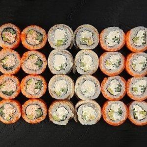 Сет Кавасаки, Fusion Food