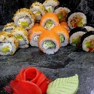 Сет Студенческий, Fusion Food