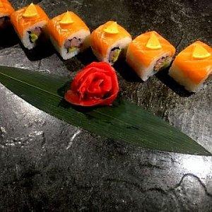 Урамаки Гейша, Fusion Food