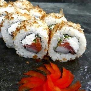 Урамаки Бонито Рэйнбоу, Fusion Food