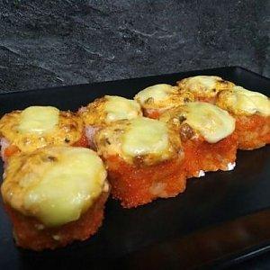 Ролл Вулкан, Fusion Food