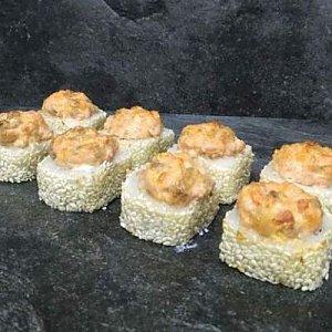 Ролл Ямата, Fusion Food