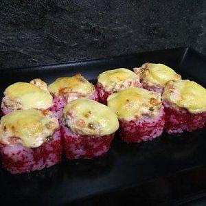 Шеф-ролл, Fusion Food