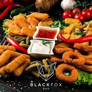 Пивная тарелка, Black Fox Bar - Барановичи
