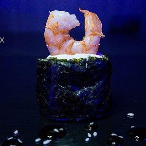Гункан с креветкой и сыром, Black Fox Bar - Барановичи