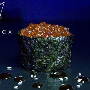 Гункан с икрой лосося, Black Fox Bar - Барановичи
