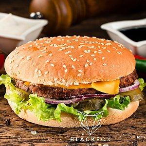 Гамбургер мини, Black Fox Bar - Барановичи