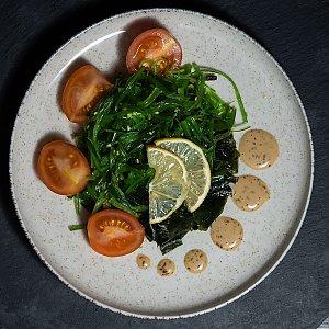 Салат с лососем и креветкой, СУШИ ШОП - Бобруйск